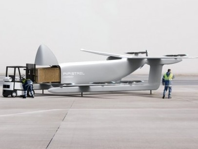 Pipistrel presents Nuuva series of cargo eVTOL aircraft