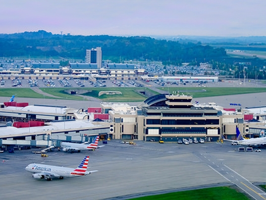 Cargo volume soars for Pittsburgh Airport
