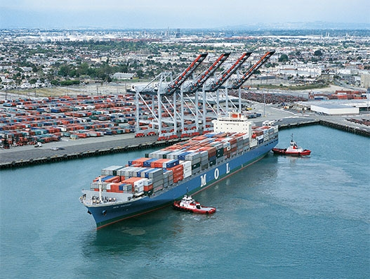 Port of Los Angeles registers record cargo volume of 9.2 million TEUs for 2016-17