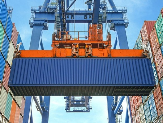 Port of Rotterdam's container traffic continues to increase
