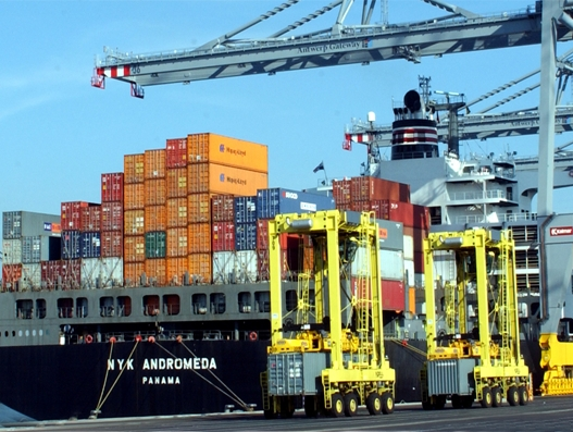 Port of Antwerp ends 2016 with growth of 2.7 percent in freight