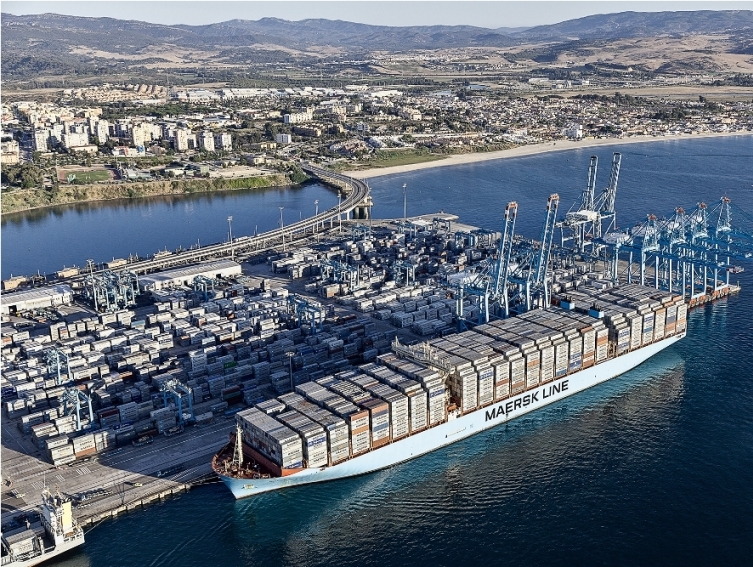 AP Moller – Maersk reports increase in Transport and Logistics Q2 revenue