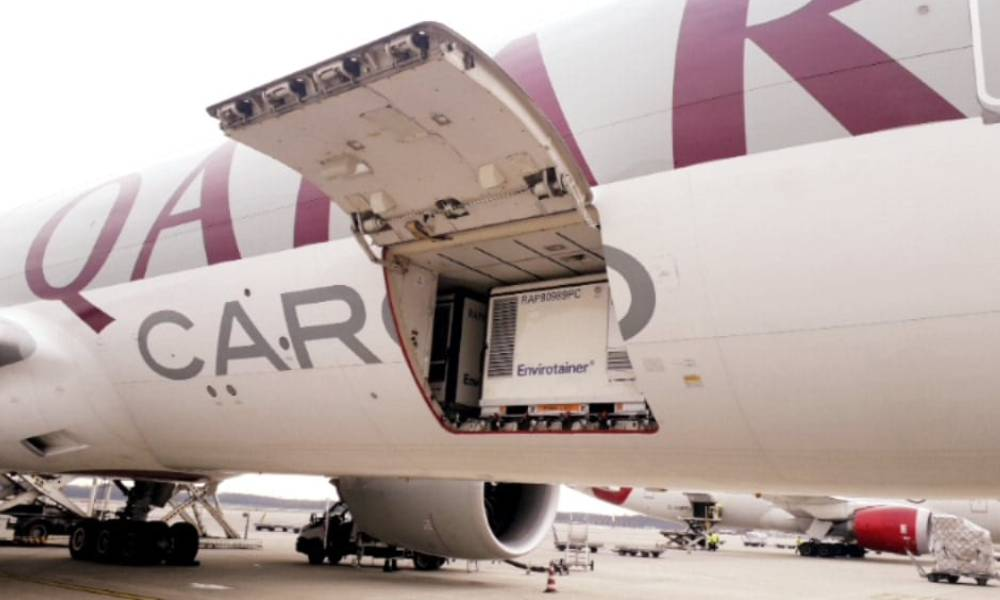 Qatar Airways Cargo, DHL partner to successfully transport pharma shipments
