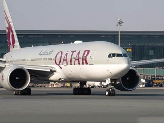 Qatar Airways continues to operate 150 flights per day
