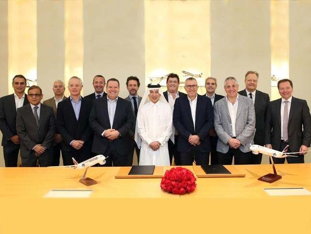 Qatar Airways inks new codeshare pact with LATAM Airlines