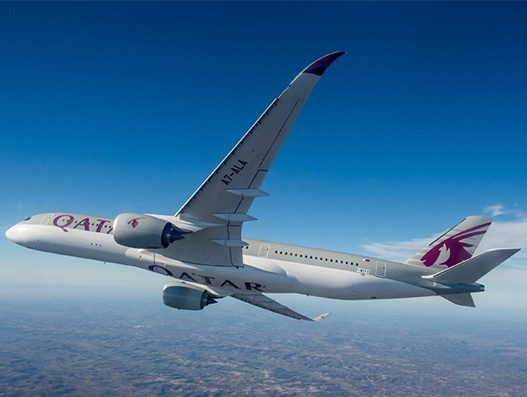 Qatar Airways the first to operate A350 to Maldives