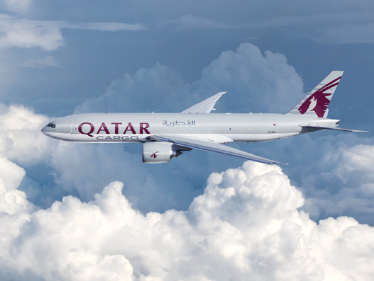 Qatar Airways Cargo takes delivery of its twelfth B777 freighter