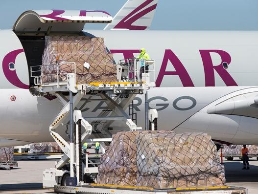 Qatar Airways Cargo starts Phnom Penh freighter service