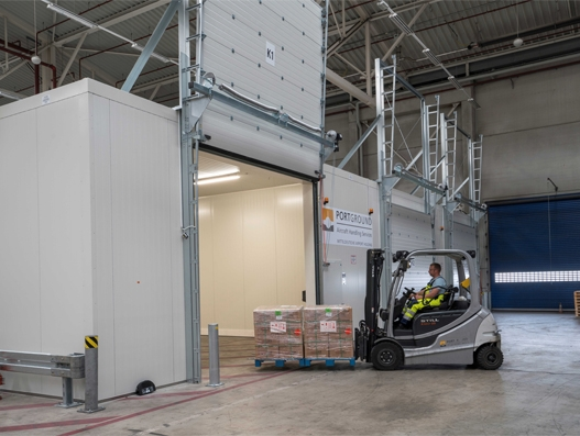Leipzig/Halle Airport opens new refrigerated warehouse for temp-sensitive goods