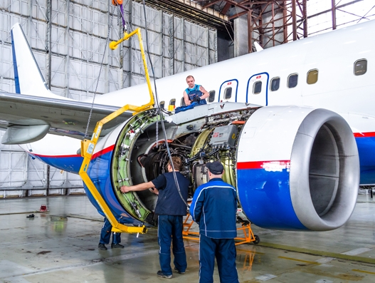 Aerospace Logistics: Building for big growth