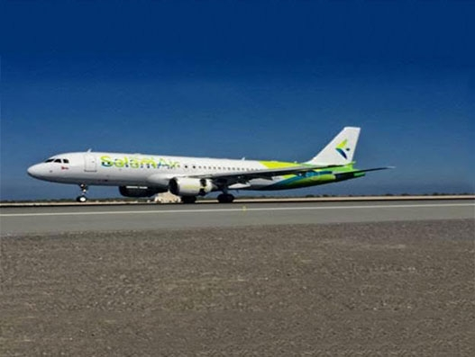 Salam Air introduces Sohar-Salalah flights