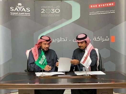 Saudi Aviation, BAE Systems ink pact for aircraft maintenance