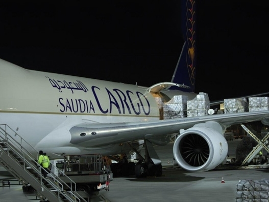 Saudia Cargo flies WWE event equipment to Riyadh