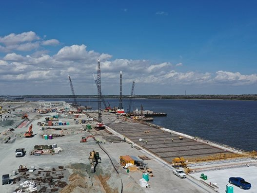 SC Ports Authority reports record cargo volumes in February