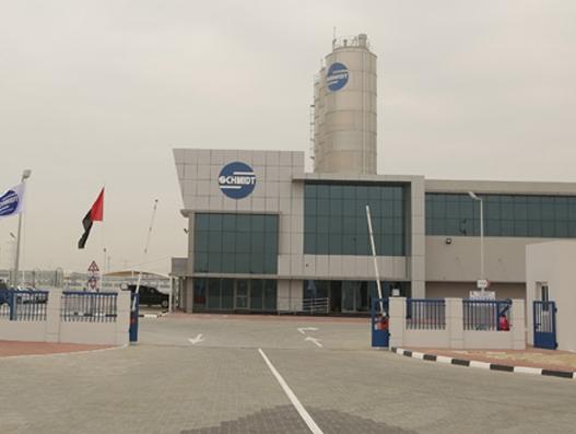 Schmidt ME Logistics opens its Middle East headquarters in Khalifa Port FTZ