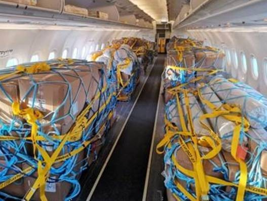 Scoot's first A320 preighter moves cargo from Fuzhou to Singapore