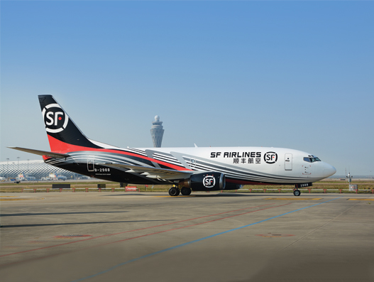 SF Airlines adds new B737-300 aircraft to its fleet