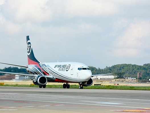 SF Airlines launches two new freight routes