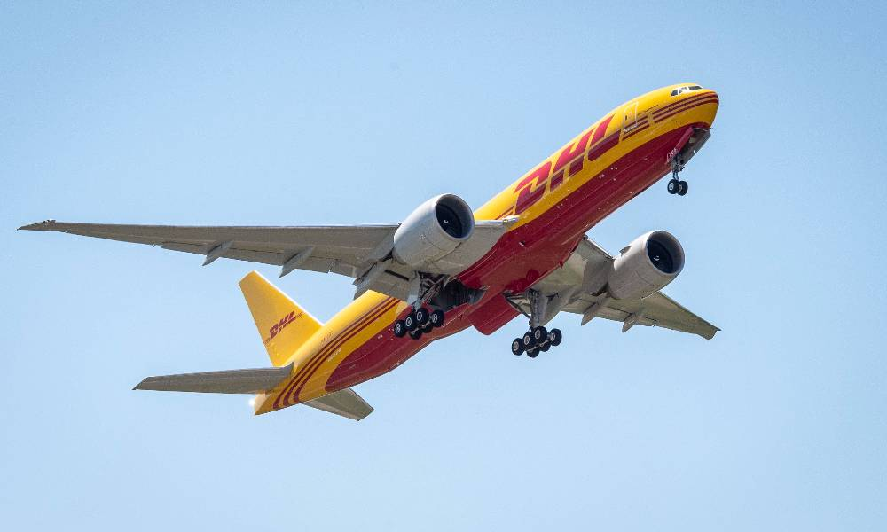 Shell to supply DHL Express with SAF at Schiphol Airport
