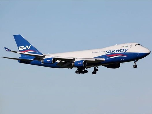 Silkway West Airlines adds Avinor Oslo Airport to network for seafood trade