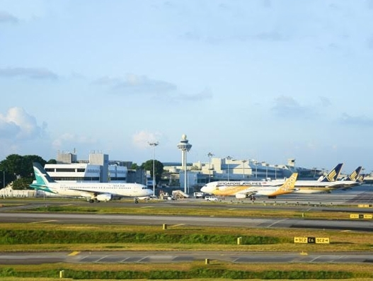Singapore's Changi Airport records negative cargo growth in July