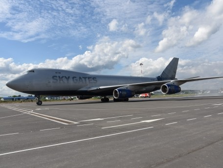 Sky Gates to launch cargo flights from Moscow