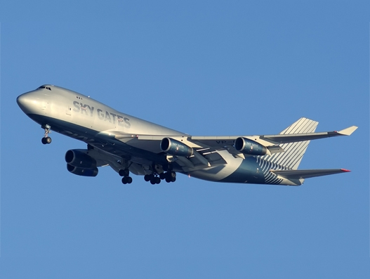 Sky Gates Cargo Airlines to add another B747-400F to its fleet