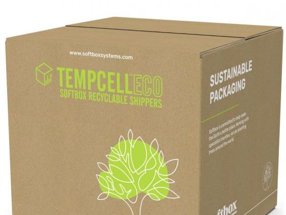Softbox launches a recyclable temp-control box