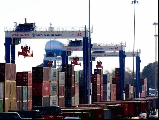 South Carolina Ports record strong growth in container volume in March