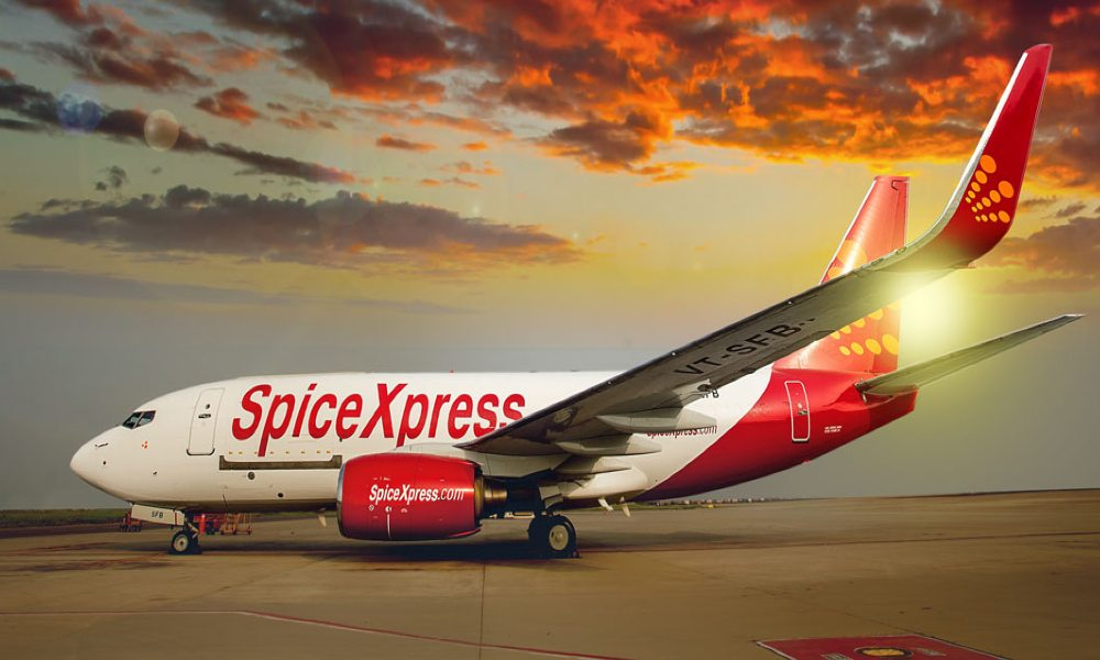 SpiceXpress launches scheduled cargo flights from Mumbai, Delhi to Bangkok