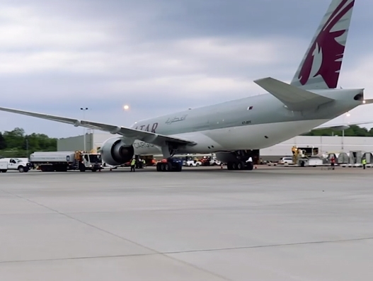 Sri Lanka's EFL picks Pittsburgh Airport as cargo distribution center