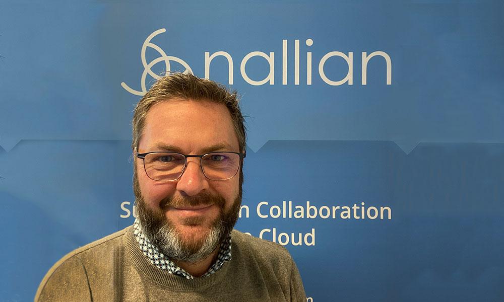 Steven Polmans joins Nallian as Chief Customer Officer
