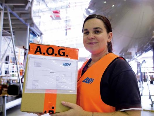 Aerospares 2000 picks B&H Worldwide to manage forward stocking in Miami and Singapore