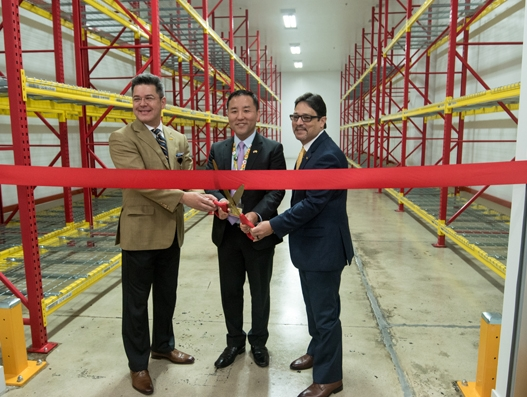 DHL to open four new temperature-controlled storage chambers in San Juan this year