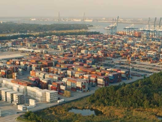 Strong volumes drive growth for South Carolina Ports Authority in early fiscal 2020