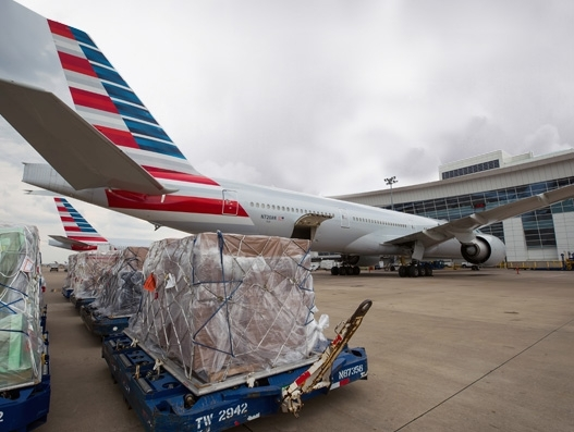 FROM MAGAZINE : Super cargo hub in the making at DFW