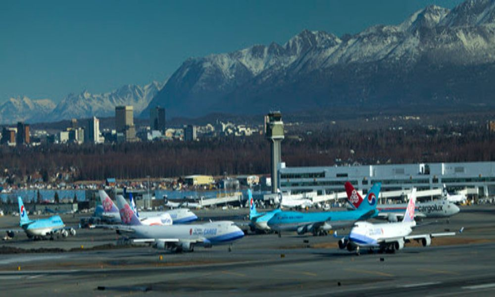 ANC becomes world's fourth busiest cargo airport; handles 3.16 million tonnes of cargo in 2020