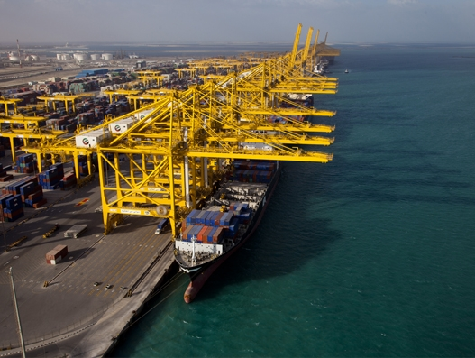 DP World sees 3.2 percent volume growth in 2016