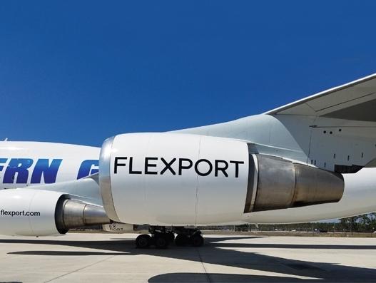 The billion $ lift for Flexport