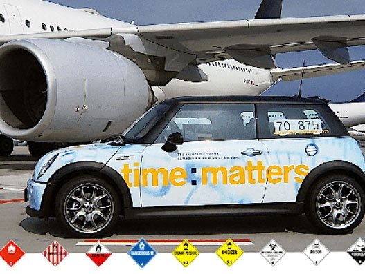 time: matters expands its presence globally for fastest transportation of dangerous goods
