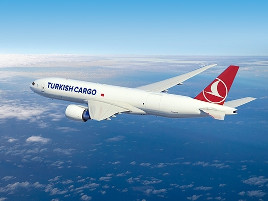 Turkish Airlines expands cargo fleet with order for three more B777 freighters
