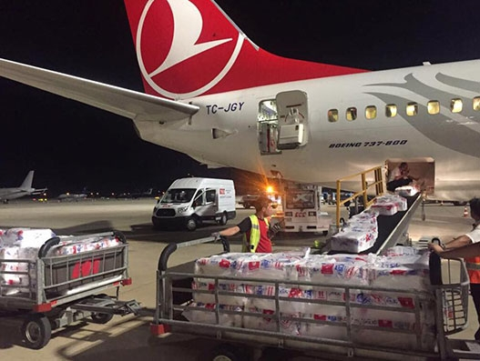 Turkish Cargo to carry fresh fish from Bodrum destined for Kuwait in its belly
