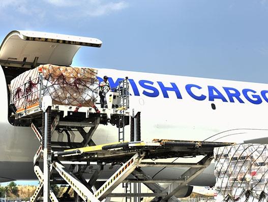Turkish Cargo launches freighter flights to Paris