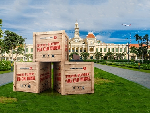 Turkish Cargo adds Ho Chi Minh to its freighter network