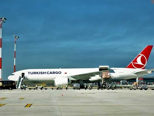 Turkish Cargo carried 8.8% more tonnage in Sept: WACD