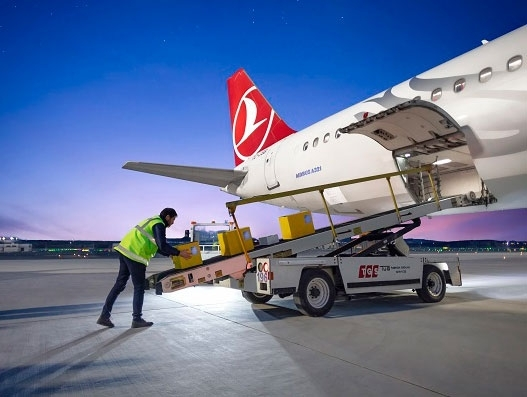 Turkish Cargo flies its first shipment from Istanbul Airport
