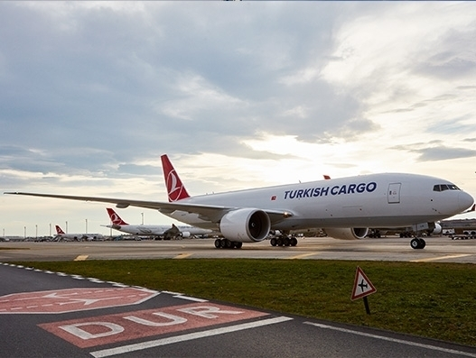 Turkish Cargo introduces flights to Brazil's Viracopos Airport