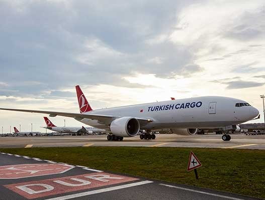 Turkish Cargo maintains tonnage growth of 7.1% in 2019