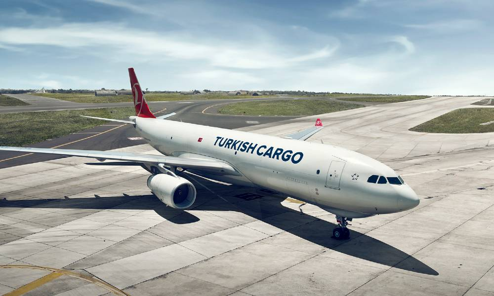 Turkish Cargo strengthens its presence in Budapest with scheduled cargo flights
