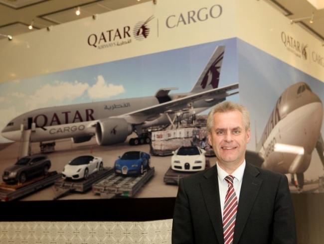 Ulrich Ogiermann to leave Qatar Cargo